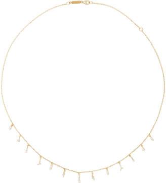 Suzanne Kalan 18K Gold Diamond Necklace