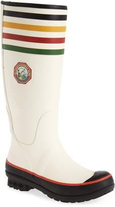 Pendleton Glacier National Park Tall Waterproof Rain Boot