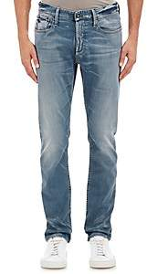 Denham Jeans the Jeanmaker Men's Razor Slim Jeans-Blue