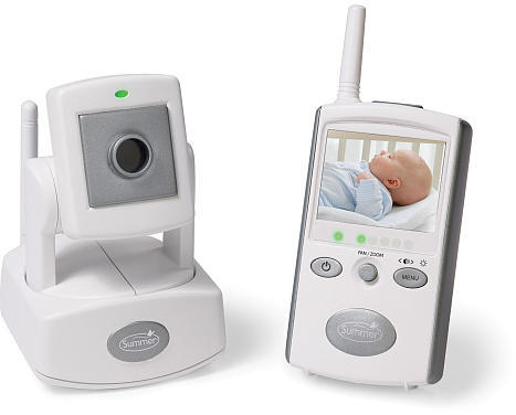 Summer Infant Best View Color Handheld Video Monitor