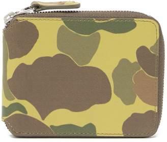 Rag & Bone Hampshire Leather Zip Wallet
