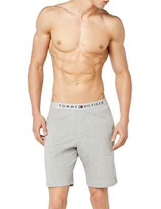Tommy Hilfiger Men's Cotton Short icon Pyjama Bottoms