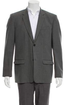 Marc Jacobs Wool Two-Button Blazer