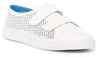 Adrienne Vittadini Sulla Perforated Sneaker $79 thestylecure.com