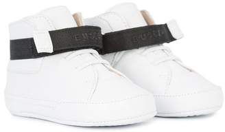 Buscemi Kids 100mm high top sneakers