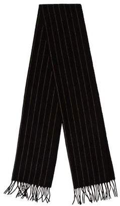 Loro Piana Cashmere Striped Scarf
