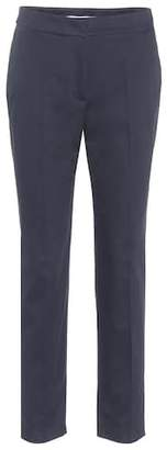 Agnona Cotton and cashmere trousers
