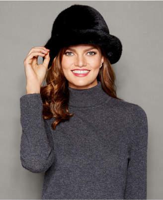 The Fur Vault Mink Fur Hat