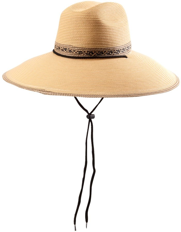 Carve Designs Women's Lifeguard Straw Hat 8148863