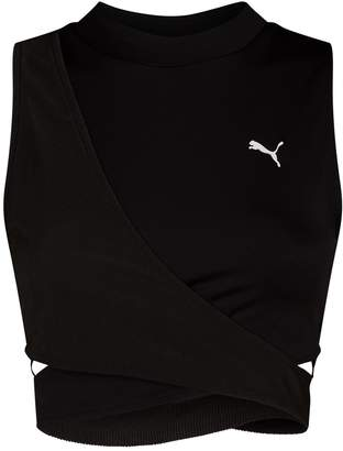 Puma Chase Cropped Tank Top
