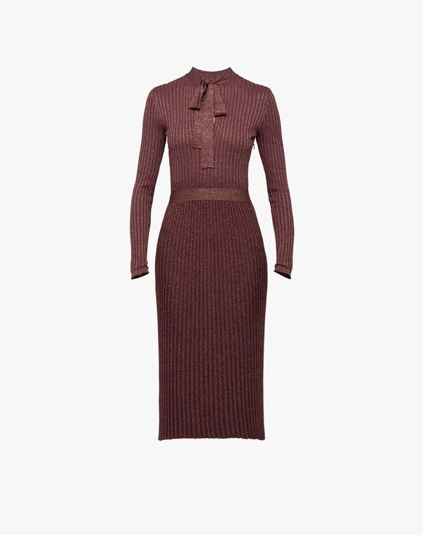 Prada Prada RibKnit Dress