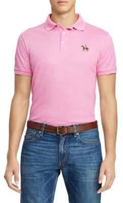 Ralph Lauren Purple Label Short Sleeve Logo Polo