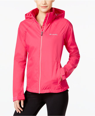 Columbia Switchback II Omni-ShieldTM Water-Repellent Jacket $60 thestylecure.com