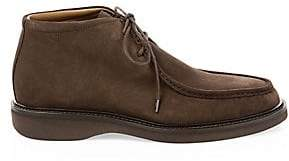 Aquatalia Men's Kyle Suede Chukka Boots