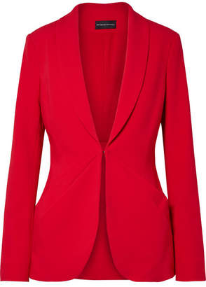 Brandon Maxwell - Layered Stretch-crepe Blazer