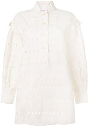 Sonia Rykiel long tunic top