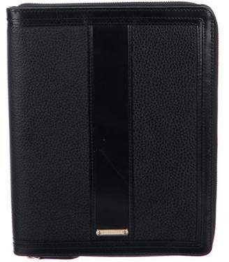 Burberry Leather Tablet Case