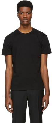 Moncler Black Logo T-Shirt