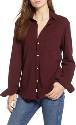Frank And Eileen Button Front Jersey Shirt