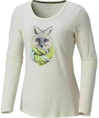 Columbia Little Foxy Long-Sleeve T-Shirt - Women's