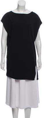 Maison Margiela Sleeveless Jersey Tunic