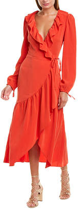 Tularosa Stevie Wrap Dress