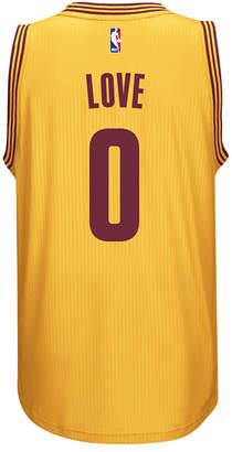 adidas Men's Kevin Love Cleveland Cavaliers Swingman Jersey $110 thestylecure.com
