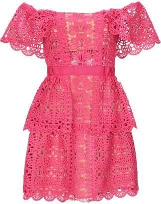 Self-Portrait Short dresses - Item 34967779BQ