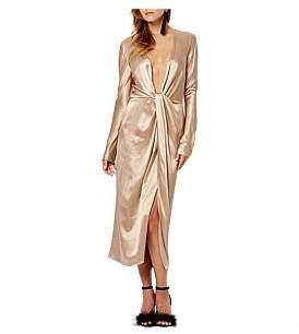 Bec & Bridge Shimmy Nights L/S Dress