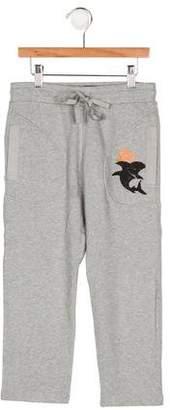 John Galliano Boys' Printed Knit Pants w/ Tags