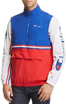 Champion Reverse Weave Half-Zip Pullover Windbreaker Jacket