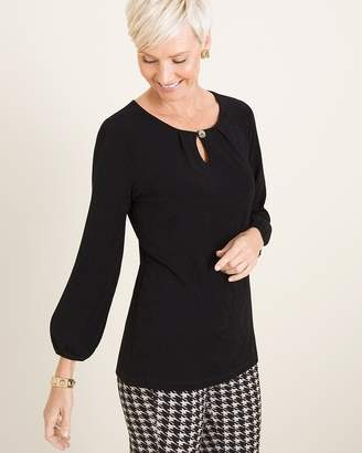 Travelers Classic Keyhole Hardware-Detail Top