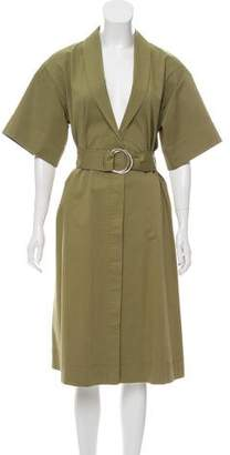 Becken Tied Wrap Dress w/ Tags