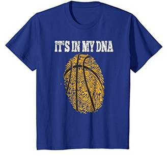 It's In My DNA T-Shirt Basketball Player Tee