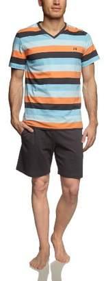 Hom Men'S Pyjama Set - - (Brand Size: 3)