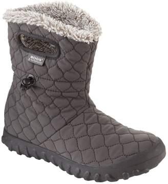 L.L. Bean L.L.Bean Womens Bogs B-Moc Quilted Puff Boots