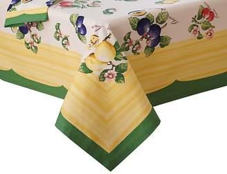 "Villeroy & Boch French Garden Tablecloth, 68"" x 126"""