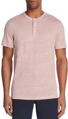 Theory Essential Short Sleeve Henley - 100% Exclusive