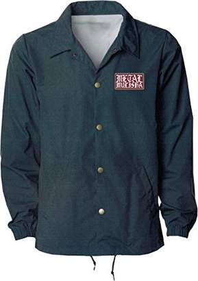 Metal Mulisha Men's English Coaches Jacket
