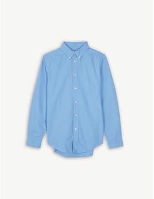 Ralph Lauren Logo cotton Oxford shirt S-XL