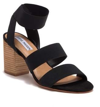 7bfd78bd16f4 Steve Madden Mytcha Strappy Block Heel Sandal