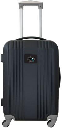 San Jose Sharks 21-Inch Wheeled Carry-On Luggage