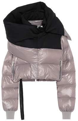 Unravel Quilted down jacket