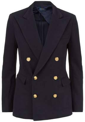 Polo Ralph Lauren Cotton Blazer