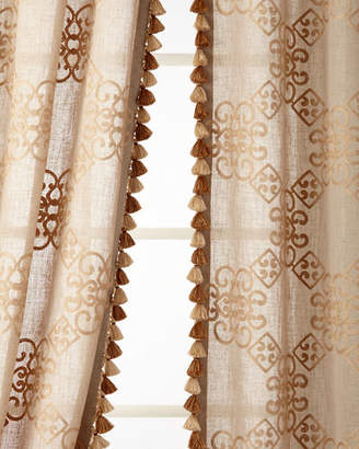"Sweet Dreams Two 53""W x 96""L Stockholm Curtains"