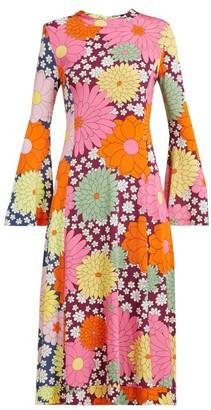 Dodo Bar Or Remmy Floral Print Dress - Womens - Multi