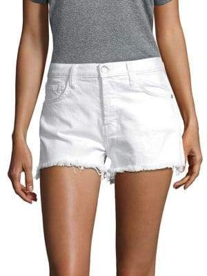 Current/Elliott The Ultra High Waisted Shorts