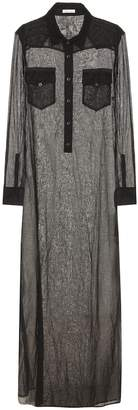 Tomas Maier Long shirt dress
