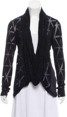 Ramy Brook Long Sleeve Layered Cardigan