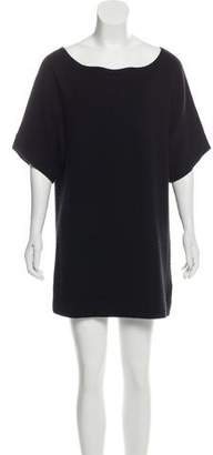 Tory Burch Cashmere Short Sleeve Sweater
